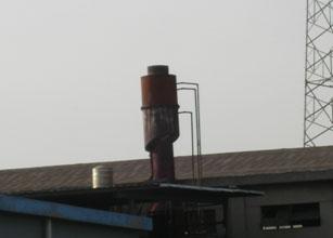 湿法除尘系统