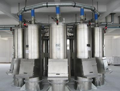 塑料树脂自动化生产线